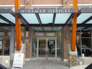 Miramar Offices front