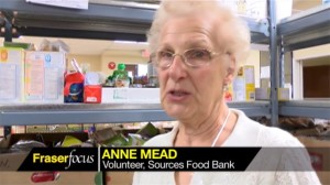 JoyTV Fraser Focus - Langley Food Bank - Volunteer
