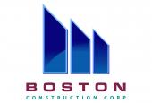 Boston Construction Logo